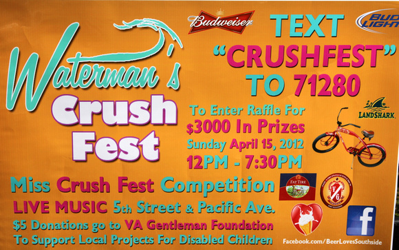 2012 Crush Fest Va.Beach